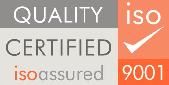 Quality certified ISO