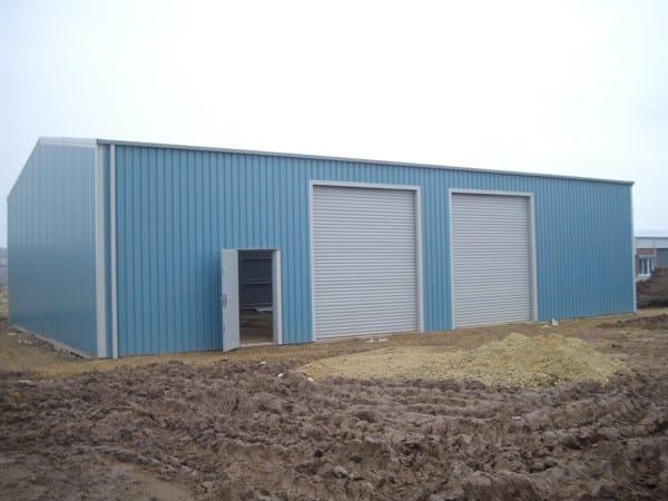 Steel Commercial Unit