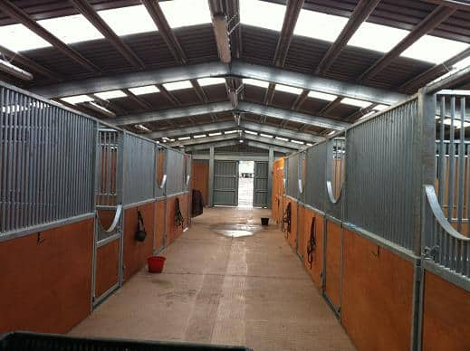 Cyclone Steel Stables