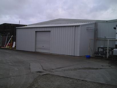 Warehouse Lean-To