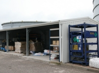 Open Storage Facility