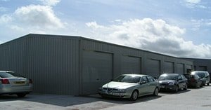 Cyclone Commercial Steel Buildings