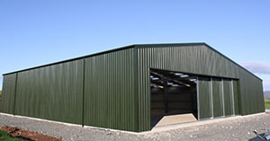 Steel Aircraft Hangar Buildings