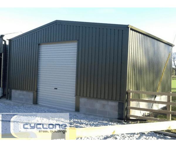 Steel Agricultural Building