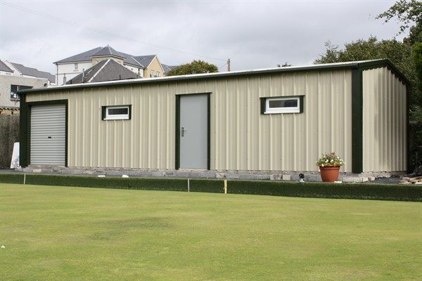 Bowling Club Changing Rooms
