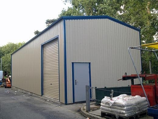 Small Industrial Unit